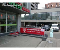 Prekybines patalpos Didlaukio g. 1, Vilnius