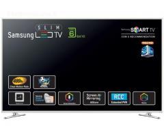 "Nupirksiu Samsung LED TV nuo 40"""