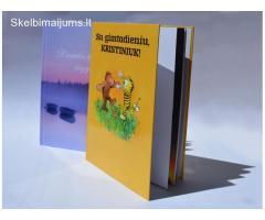 Knyga dovana jauniesiems