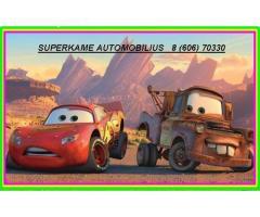Automobiliu supirkimas 8 (606) 70330 visoje Lietuvoje