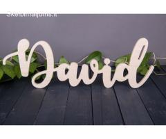 Mediniai vardai