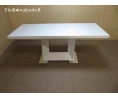 "Vokiškas stalas ""Bobi"" www.bramita.lt"