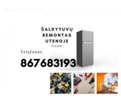 saldytuvu remontas utena 867683193