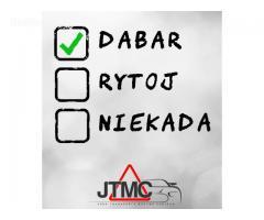 B kategorijos vairavimo kursai
