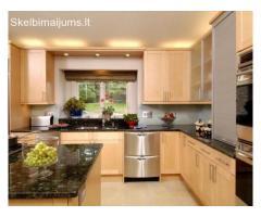 Jūsų svajonių virtuvės baldai už ypač gerą kainą