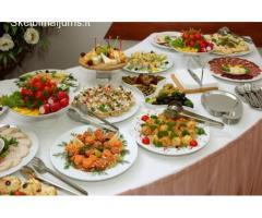 Renginių maitinimo paslaugos