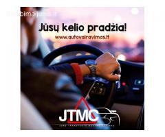 JTMC vairavimo mokyklos