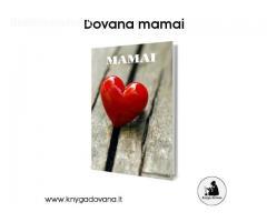 Knyga dovana mamai
