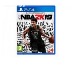 Parduodu NBA 2K19 (PS4)