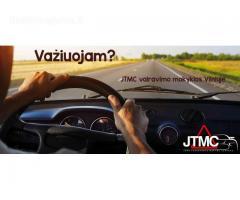 Prasidėjo Išankstinė Registracija Į Vairavimo Kursus Naujininkuose