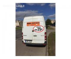 ILGALAIKĖ/TRUMPALAIKĖ MIKROAUTOBUSŲ NUOMA – 8 672 97228
