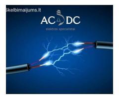ACDC elektros specialistai