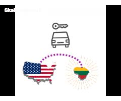 Automobiliai iš JAV