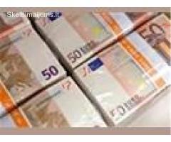 Pinigų paskolos pasiūlymas -Be 48